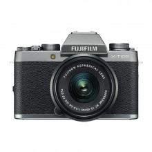 Fujifilm X-T100 Dark Silver with 15-45mm Lens