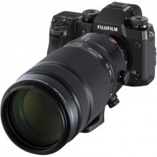 Fujifilm X-H1 Body with 100-400mm Lens Kit