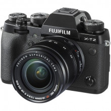 Fujifilm X-T2 Mirrorless Camera | 18-55mm