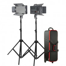 Godox LED500C Light Kit Version 2.0