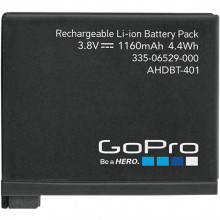 GoPro HERO4 Rechargeable Li-Ion Battery