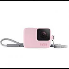 GoPro ACC Sleeve & Lanyard Pink