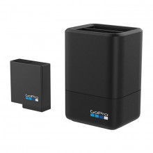 GoPro Dual Battery Charger & Battery (HERO5 Black)