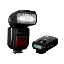 Hahnel MODUS 600RT Speedlight with Wireless transmitter for Nikon