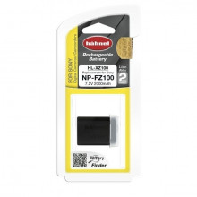 Hahnel HL-XZ100 Rechargeable Battery for Sony (NP-FZ100)