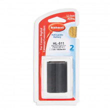 Hahnel HL-511 Battery for Canon (BP-511)