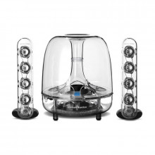 Harman Kardon SoundSticks Bluetooth Wireless Multimedia Sound System