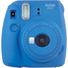 Fujifilm Instax Mini 9 Instant Film Camera (Cobalt Blue)