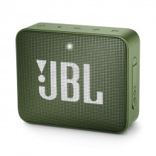 JBL Go 2 Portable Bluetooth Speaker (Green)