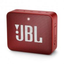 JBL Go 2 Portable Bluetooth Speaker (Red)