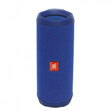 JBL Flip 4 Wireless Portable Speaker (Blue)