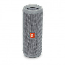JBL Flip 4 Wireless Portable Speaker (Grey)