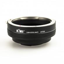 Kiwi Lens Mount Adapter Canon EF - M4/3