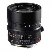 Leica SUMMILUX-M 50mm f/1.4 Standard Lens