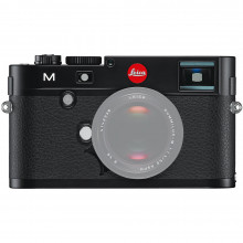 Leica M Type 240 Digital Rangefinder Black