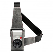 Leica Leather Holster for Leica T Camera (Stone/Gray)