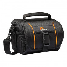 LowePro Adventura SH 110 II Shoulder Camcorder Bag (Black)