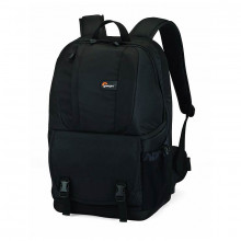 Lowepro Fastpack BP 250 AW II Digital SLR Camera Case and Laptop Bag (Black)