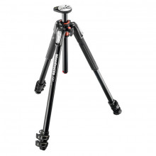 Manfrotto 190 Aluminum 3-Section Tripod