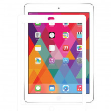 Moshi iVisor XT Screen Protector for iPad Air (White)