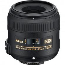 Nikon 40mm f/2.8G AF-S DX Macro Lens