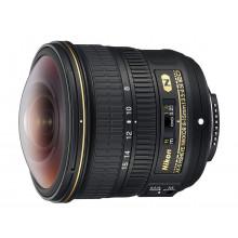 Nikon 8-15mm F3.5-4.5E AF-S ED Fisheye Lens