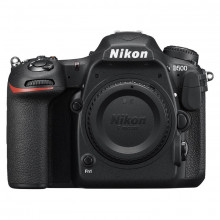 Nikon D500 DSLR Camera (Body Only) Front View
