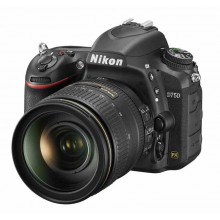 Nikon D750 DSLR Camera and 24-120mm VR Lens