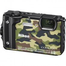 Nikon COOLPIX W300 Digital Camera | Camouflage