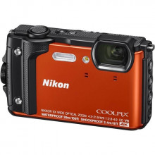 Nikon COOLPIX W300 Digital Camera | Orange