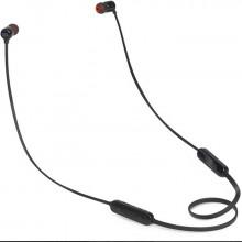 JBL T110 Black In-Ear BT Headphones