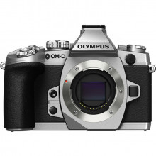 Olympus OM-D E-M1 Silver (Body Only)