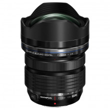 Olympus M.ZUIKO Digital ED 7-14mm f/2.8 PRO Lens in Black