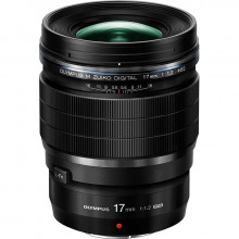 Olympus M. Zuiko Pro 17mm F1.2 Lens