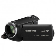 Panasonic HC-V160 Black with Extra Free Battery