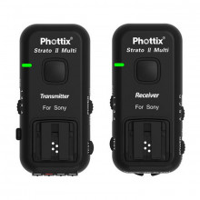 Phottix Strato II Multi Wireless 5-in-1 Trigger Set for Canon