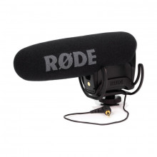 RODE Videomic Pro with Rycotre Suspension