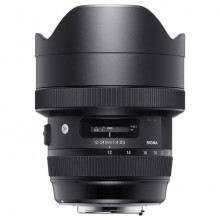 Sigma 12-24mm f/4 DG HSM Art Lens for Canon Side