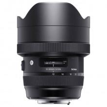 Sigma 12-24mm f/4 DG HSM Art Lens for Canon Side