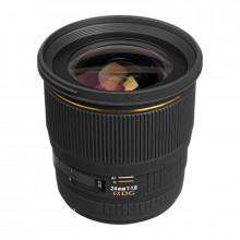 Sigma 24mm f/1.8 EX DG ASP Macro AF Lens for Canon