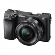 Sony Alpha a6300 Mirrorless Digital Camera & 16-50mm Lens