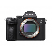 Sony Alpha a7 III Mirrorless Body
