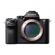 Sony Alpha a7S II Mirrorless Digital Camera