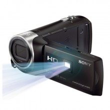 Sony HDR-PJ410/BE HD Handycam with Built-In Projector