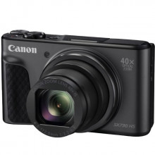 Canon Powershot SX730 HS Camera (Black)