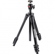 Manfrotto New Compact Light Tripod Black