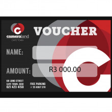 Cameraland Gift Voucher - R3000