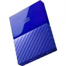 Western Digital My Passport(Blue) 4TB  Worldwide