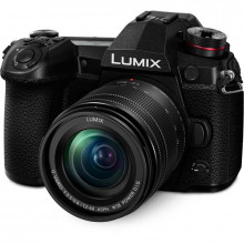 Panasonic Lumix G9 with 12-60mm Lens