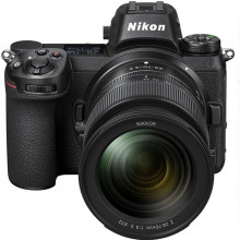 Nikon Z6 Full-Frame Mirrorless Digital Camera + 24-70mm Lens